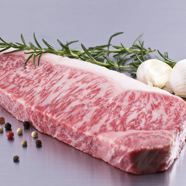 Стейк Нью-Йорк <br> Cross Wagyu (Prime)
